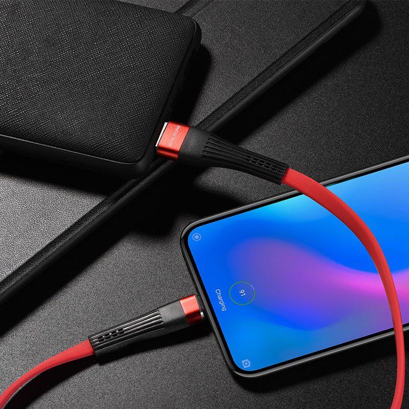 borofone bu4 small waistline type c charging data usb cable interior