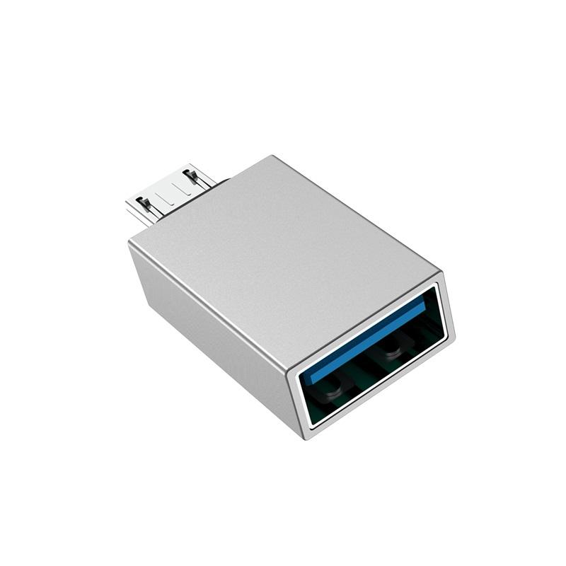 borofone bv2 usb to micro usb otg adapter converter