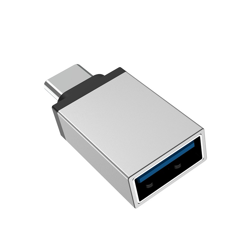borofone bv3 usb to type c otg adapter plug