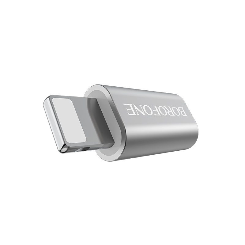 Adapter Micro-USB to Lightning BOROFONE BV5