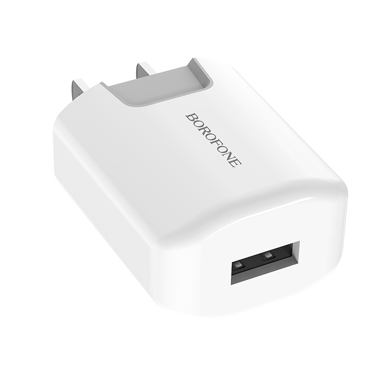 borofone ba10 ezport single usb port charger us safe