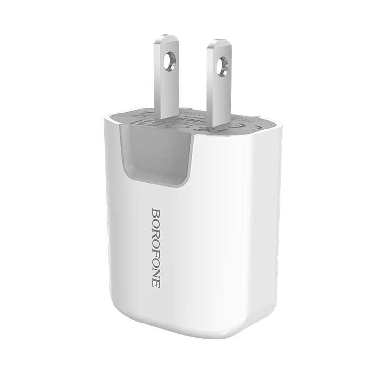 borofone ba10 ezport single usb port charger us texture