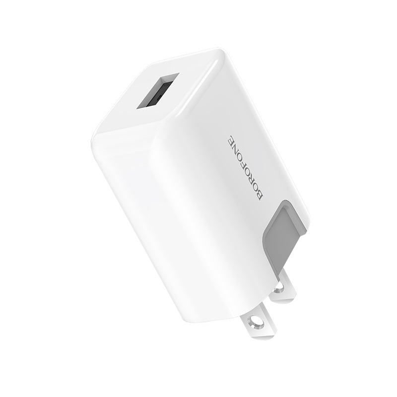 borofone ba11 funport single usb port charger us durable