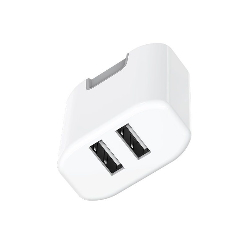 borofone ba12 uport double usb port charger us durable
