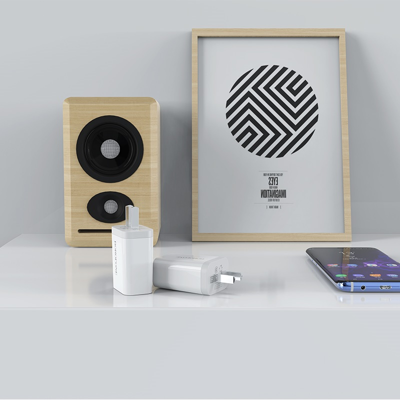 borofone ba13 miniport single usb port charger 3c charging