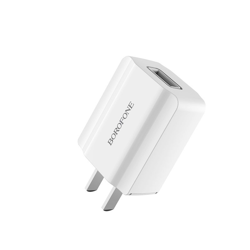 borofone ba15 smartport single usb wall charger cn adapter