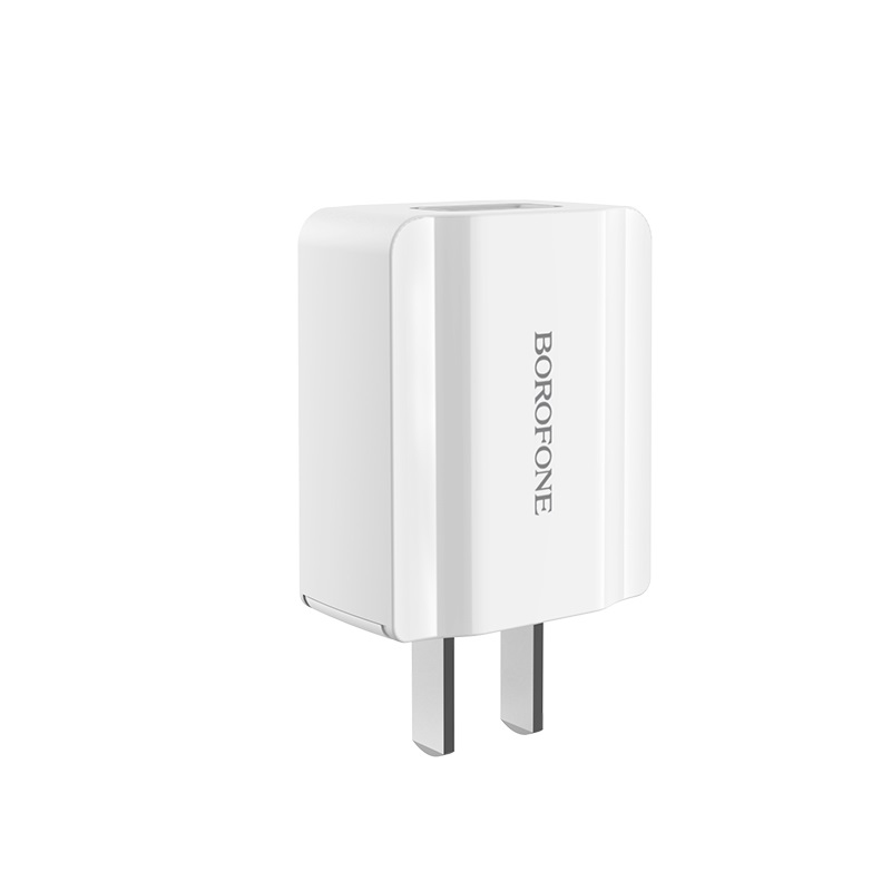 borofone ba15 smartport single usb wall charger cn design