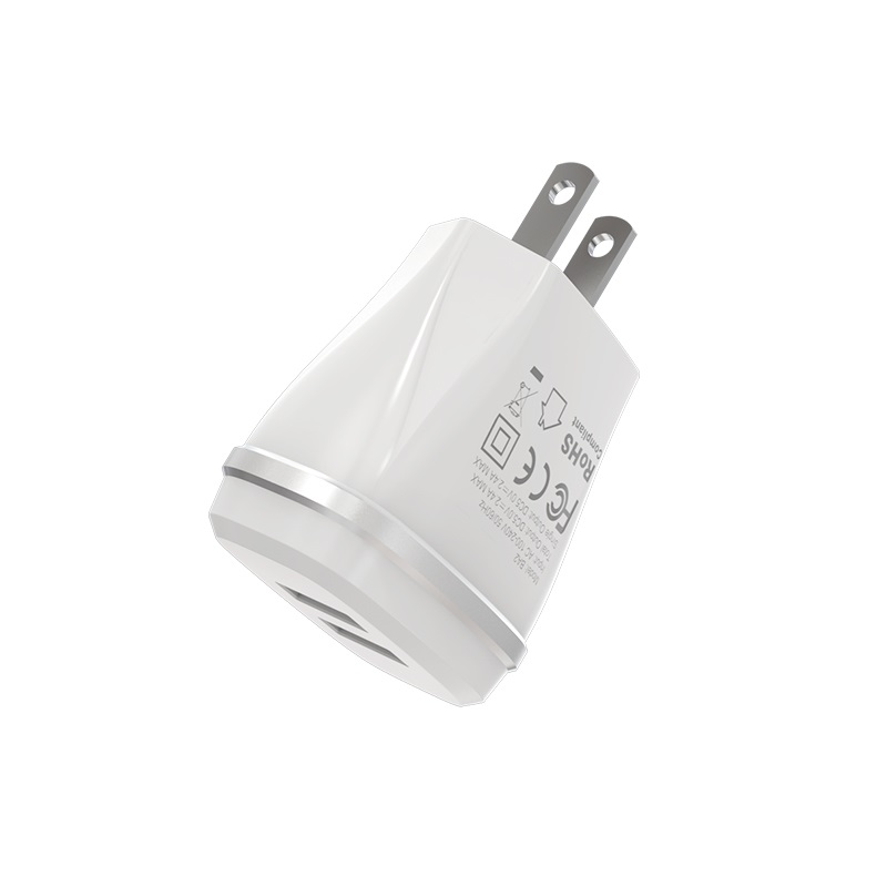 borofone ba2 joyplug double usb port charger us overview