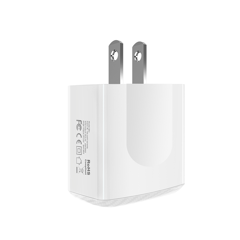 borofone ba3 ezplug double usb port charger us durable