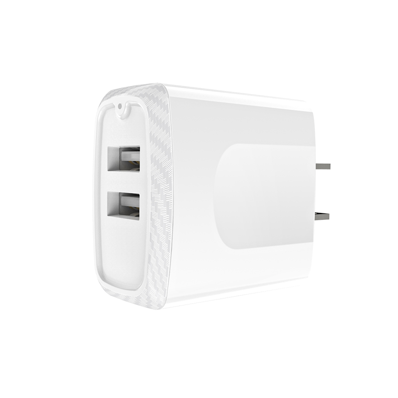 borofone ba3 ezplug double usb port charger us ports