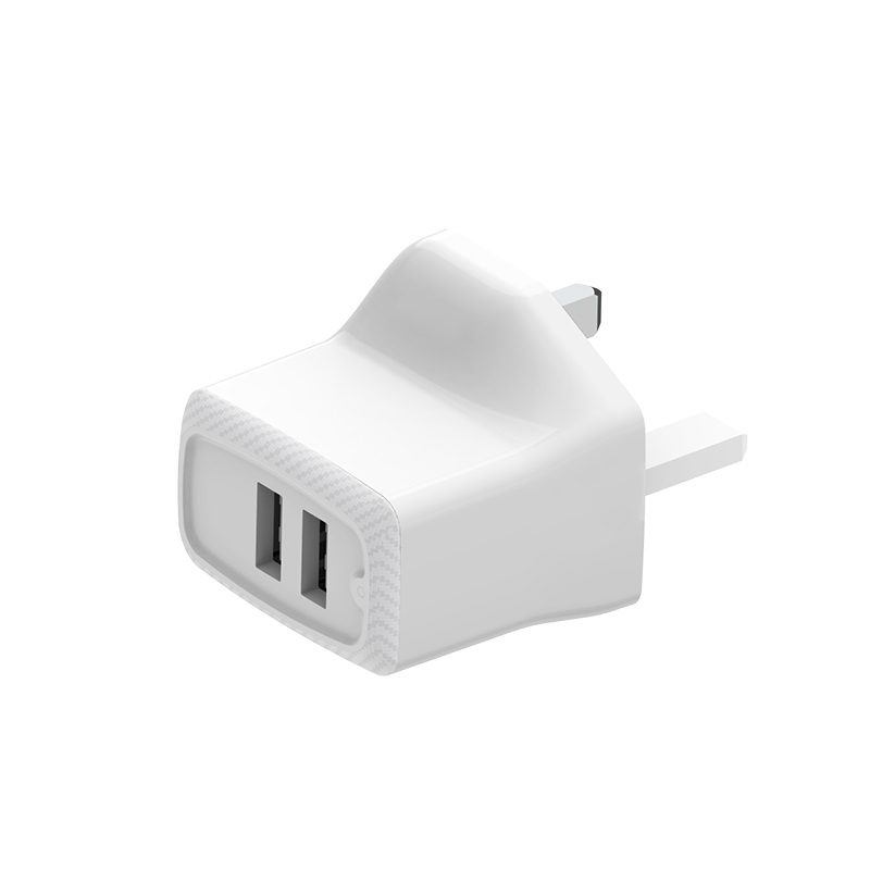 borofone ba3b ezplug double usb port charger uk ports