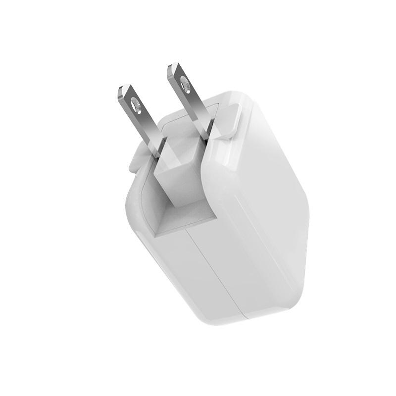 borofone ba4 iplug single usb port charger us adapter