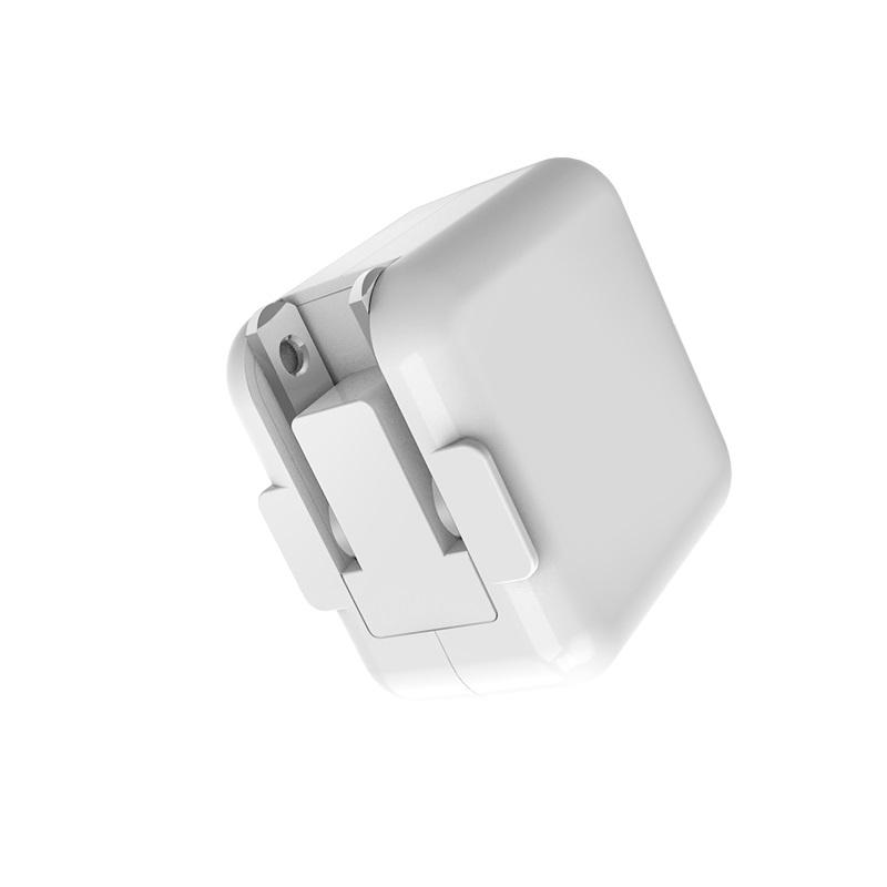 borofone ba4 iplug single usb port charger us foldable