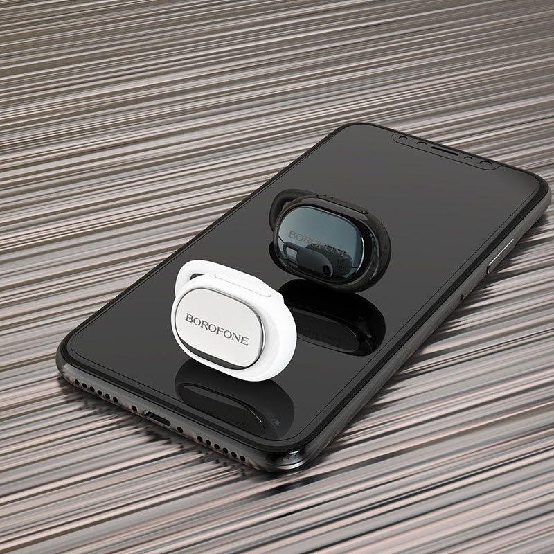 borofone bc13 freetalk business wireless earphone overview