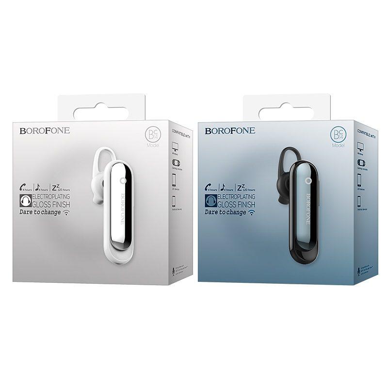 borofone bc14 eztalk business wireless earphone package