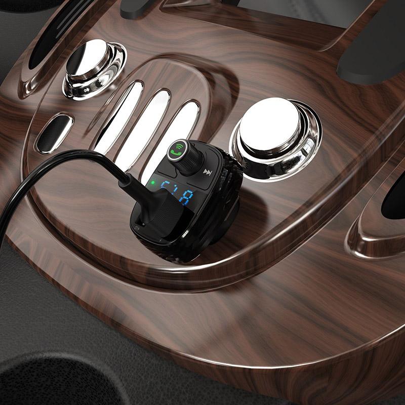 borofone bc16 minirock автомобильный fm передатчик обзор