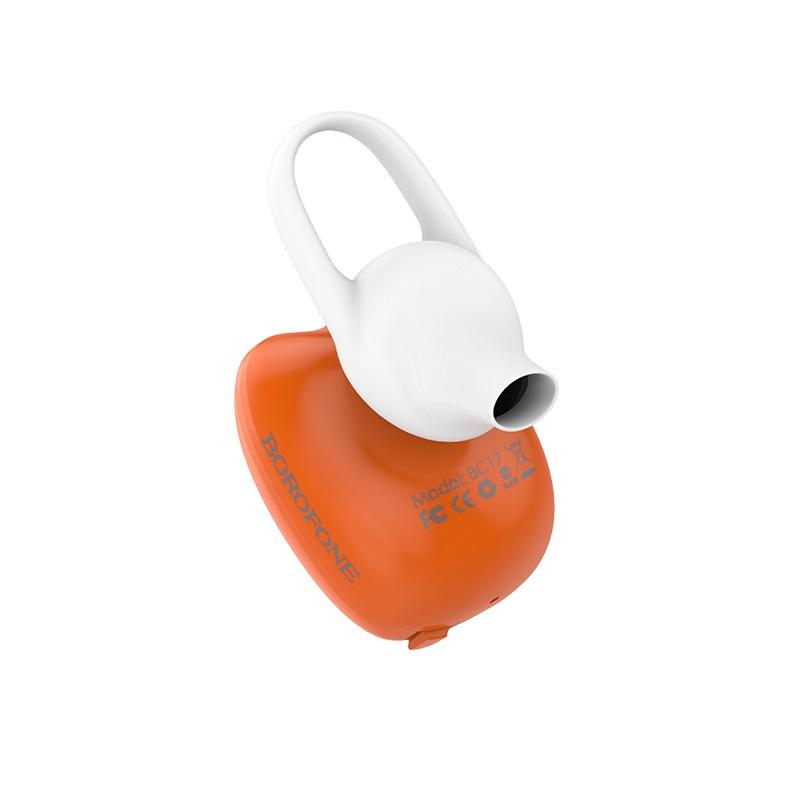 borofone bc17 beatles mini wireless earphone earmuffs