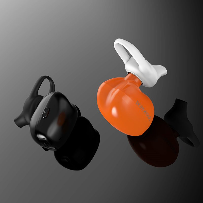 borofone bc17 beatles mini wireless earphone overview