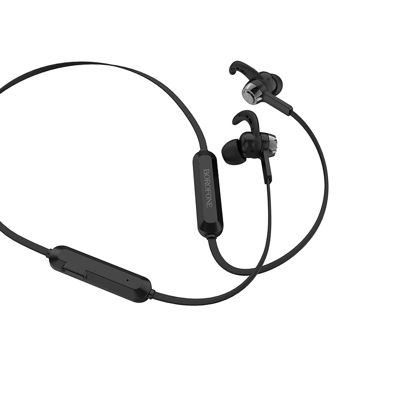 borofone be24 maxrun sports wireless earphones in ear