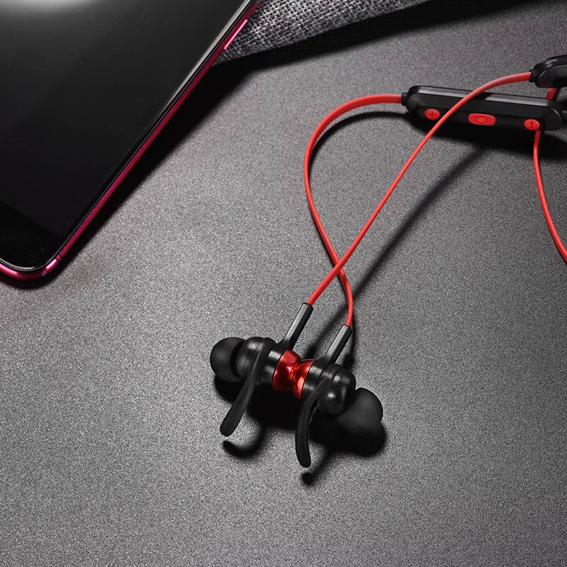 borofone be24 maxrun sports wireless earphones overview