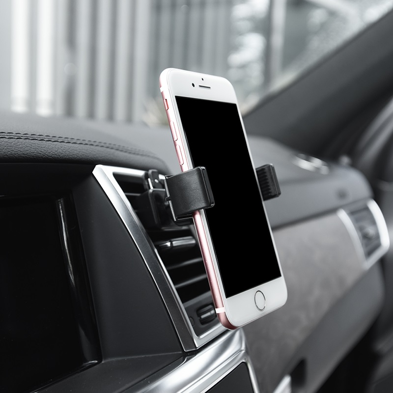 borofone bh3 freedock air vent mini in car phone holder overview