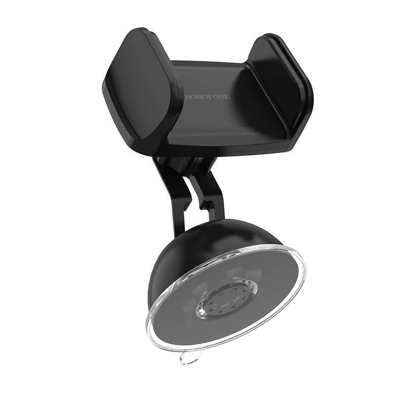 borofone bh4 joydock suction cup in car phone holder durable