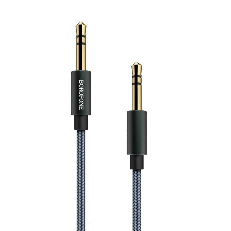 borofone bl3 audiolink aux audio cable connectors