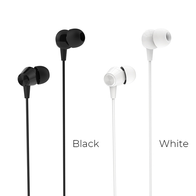 borofone bm20 dasmelody in line control wired earphones colors