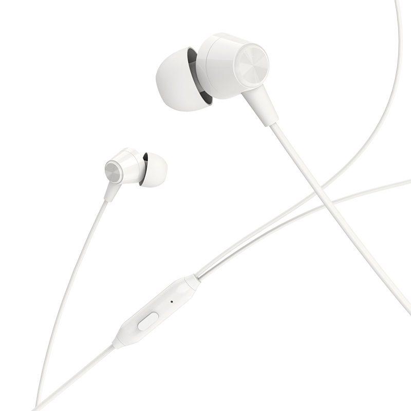 borofone bm20 dasmelody in line control wired earphones intro