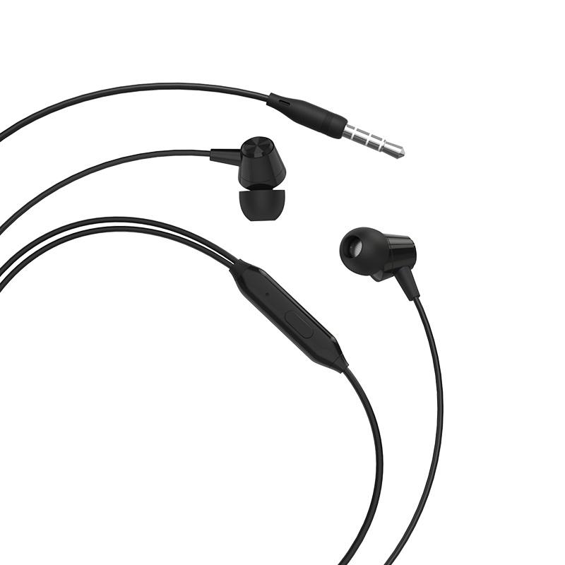 borofone bm20 dasmelody in line control wired earphones jack