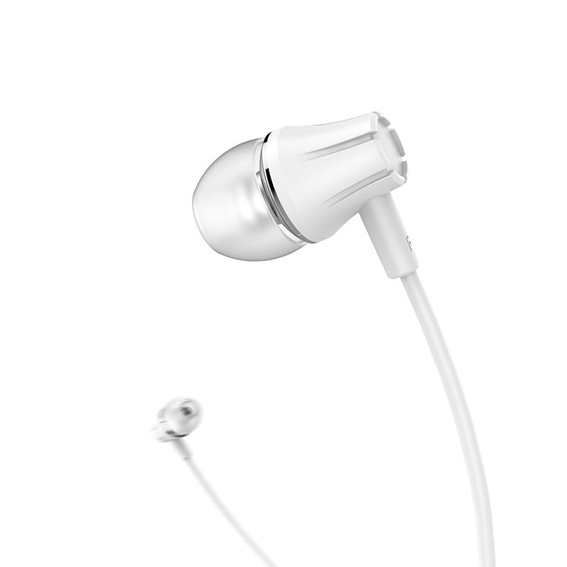 borofone bm21 graceful universal earphones with mic in ear