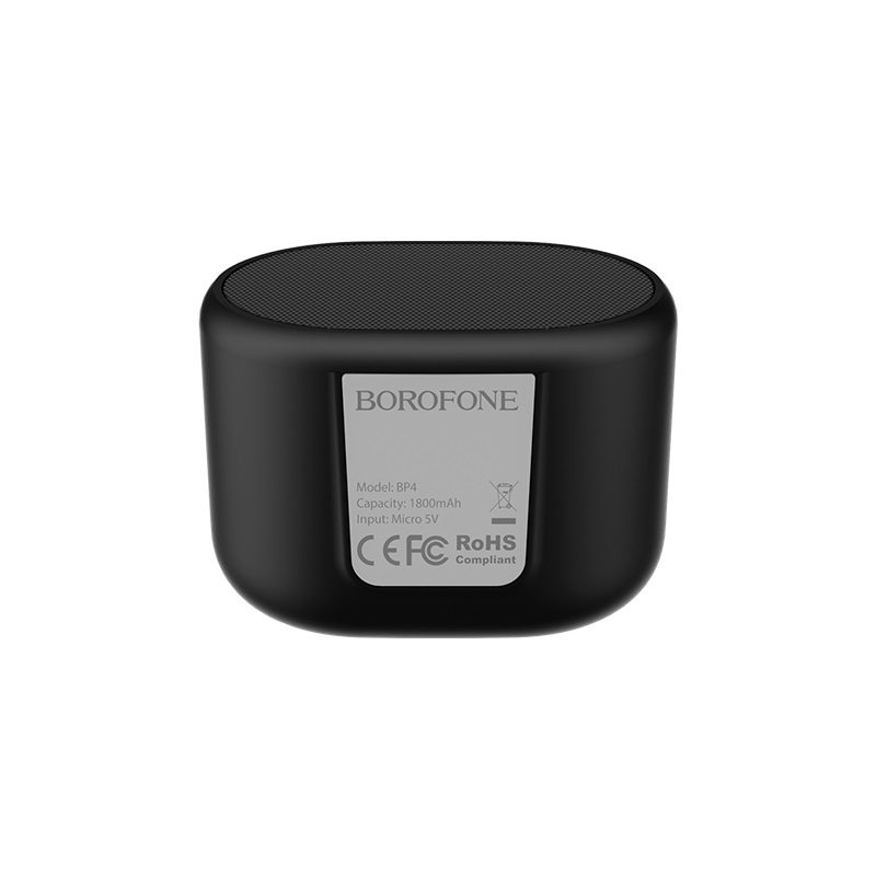 borofone bp4 enjoy sports wireless speaker back