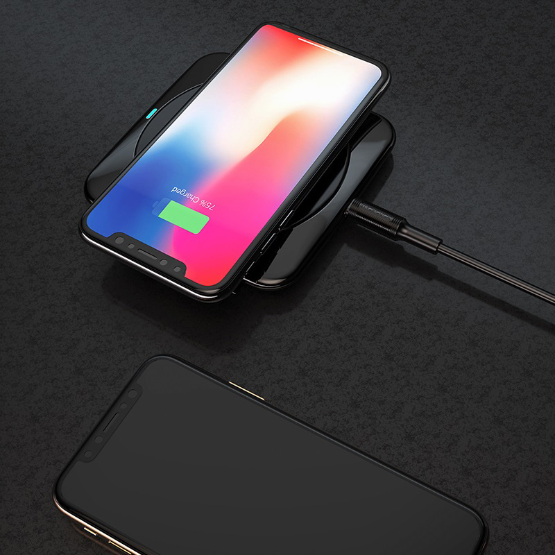 borofone bq1 airsense wireless charger 5w overview