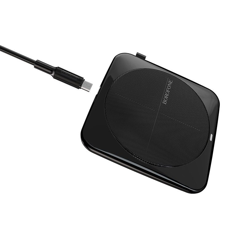 borofone bq1 airsense wireless charger 5w wire
