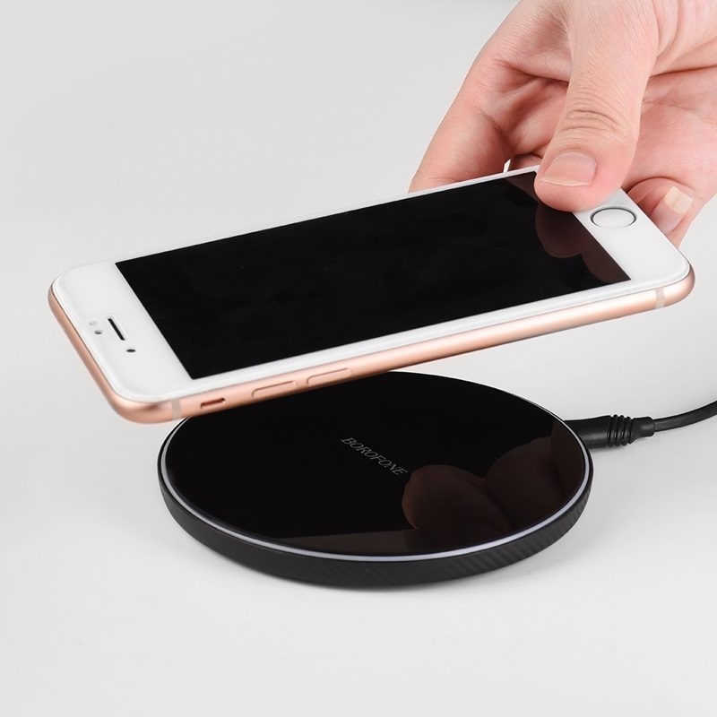 borofone bq2 airtouch wireless charger 10w charging