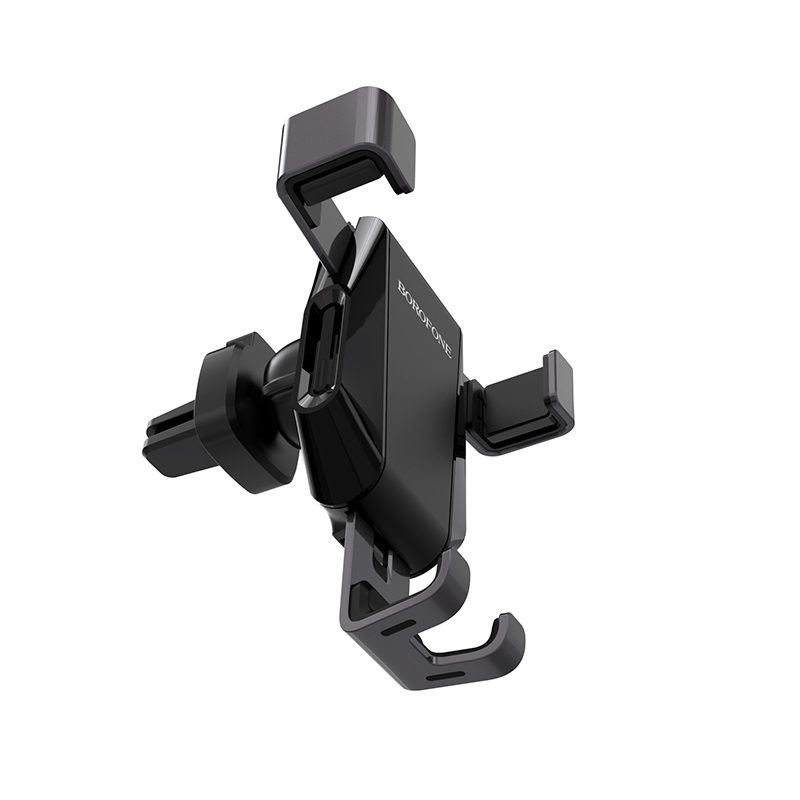 borofone bq4 airdock quick wireless charging car holder clamp