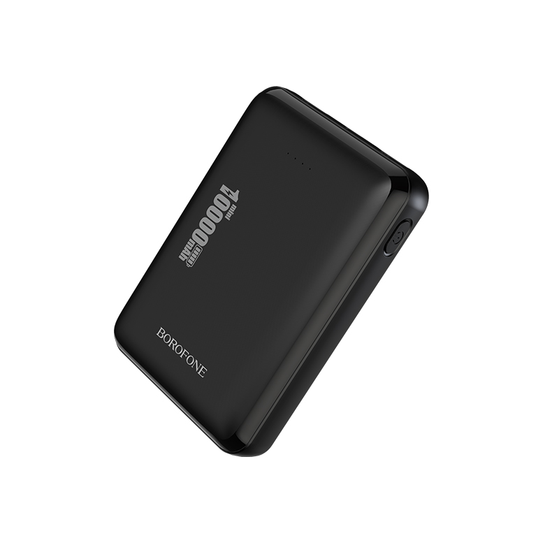 borofone bt13 minipower power bank 10000mah button
