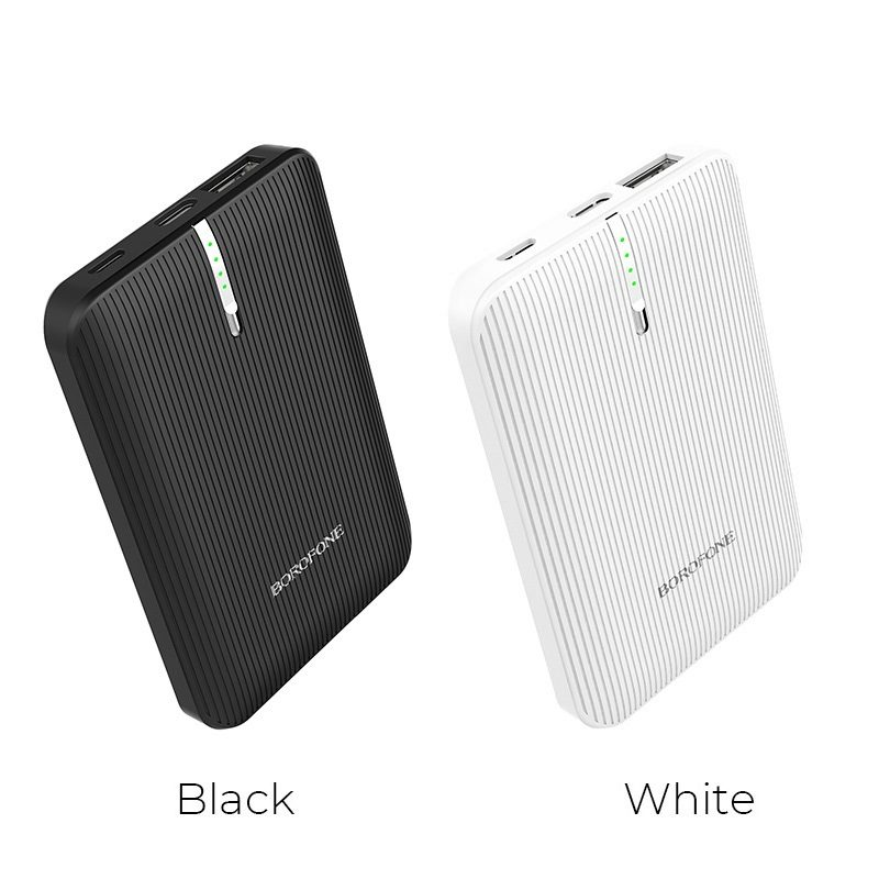 borofone bt18 prosperous mobile power bank 7000mah colors