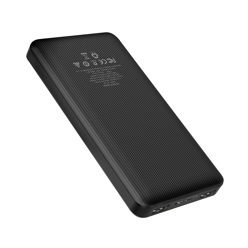 borofone bt18a prosperous mobile power bank 13000mah bottom