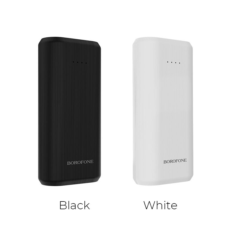 borofone bt2 fullpower power bank 5200mah colors
