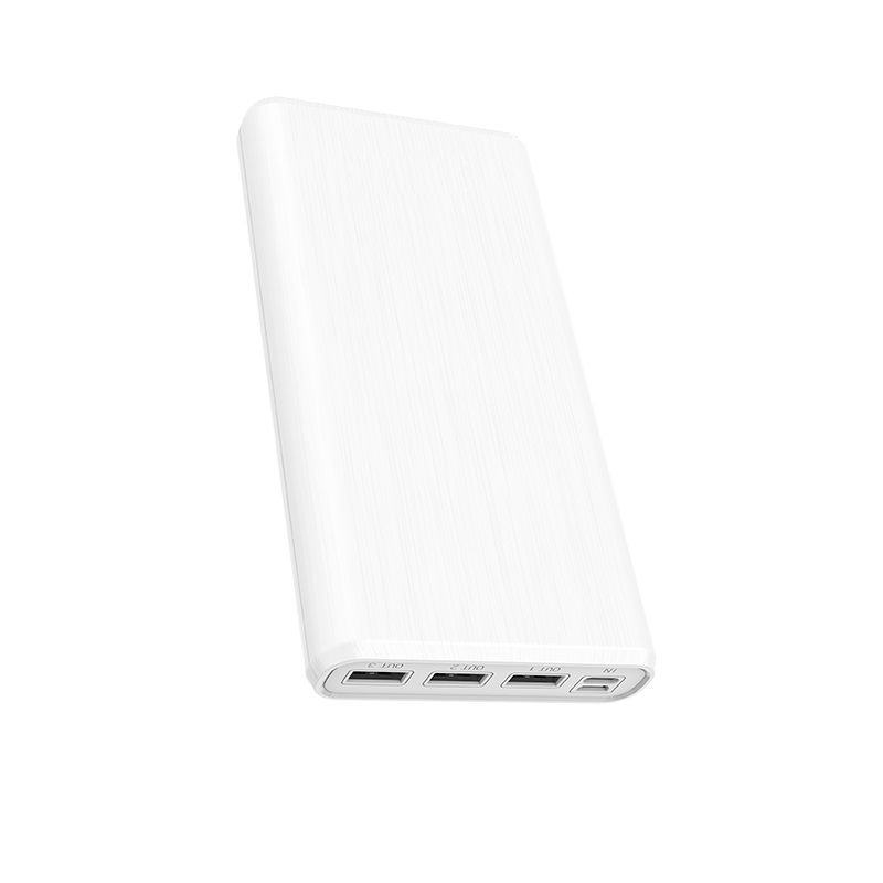 borofone bt2d fullpower power bank 30000mah ports