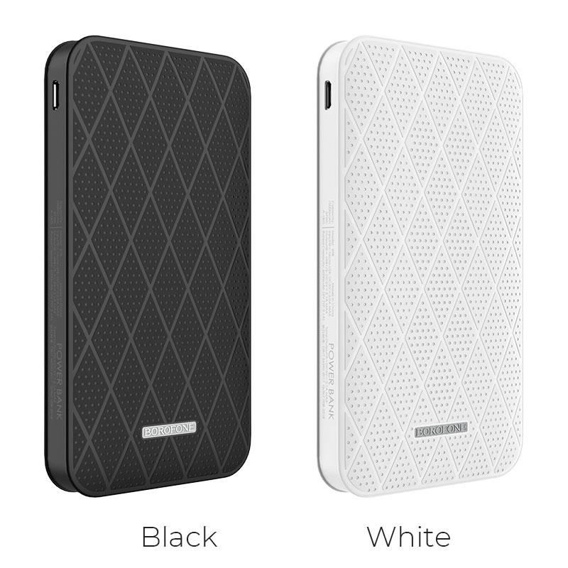 borofone bt8 maxpower power bank 10000mah colors