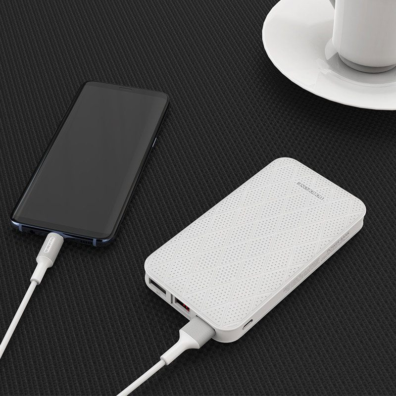 borofone bt8 maxpower power bank 10000mah interior