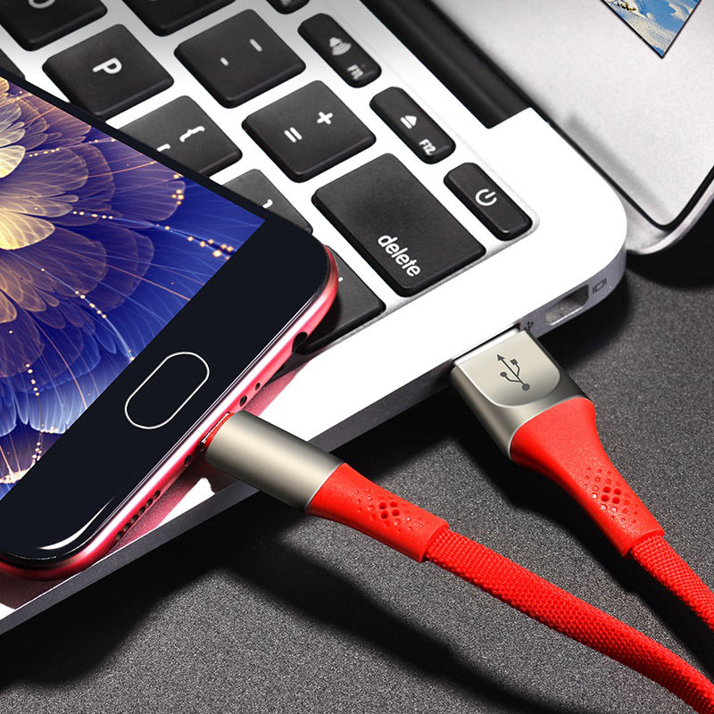 borofone bu7 superior micro usb charging data cable phone
