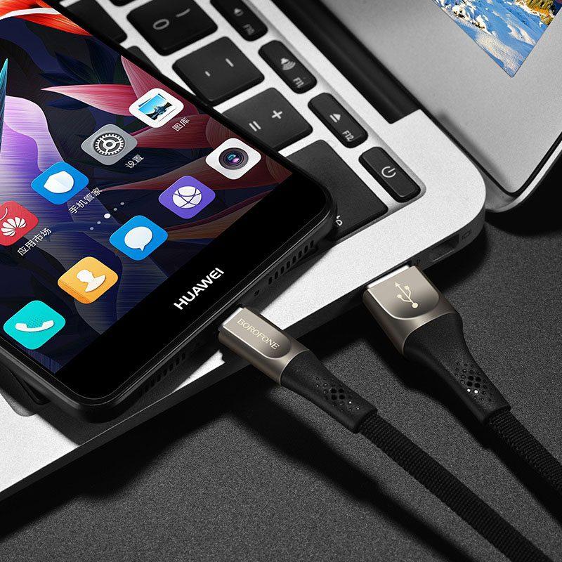 Cable USB to USB-C BU7 Superior