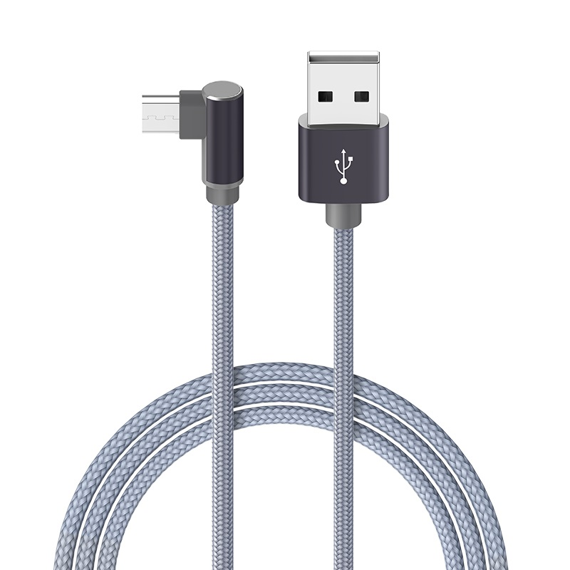 borofone bx12 freejet micro usb charging data cable flexible