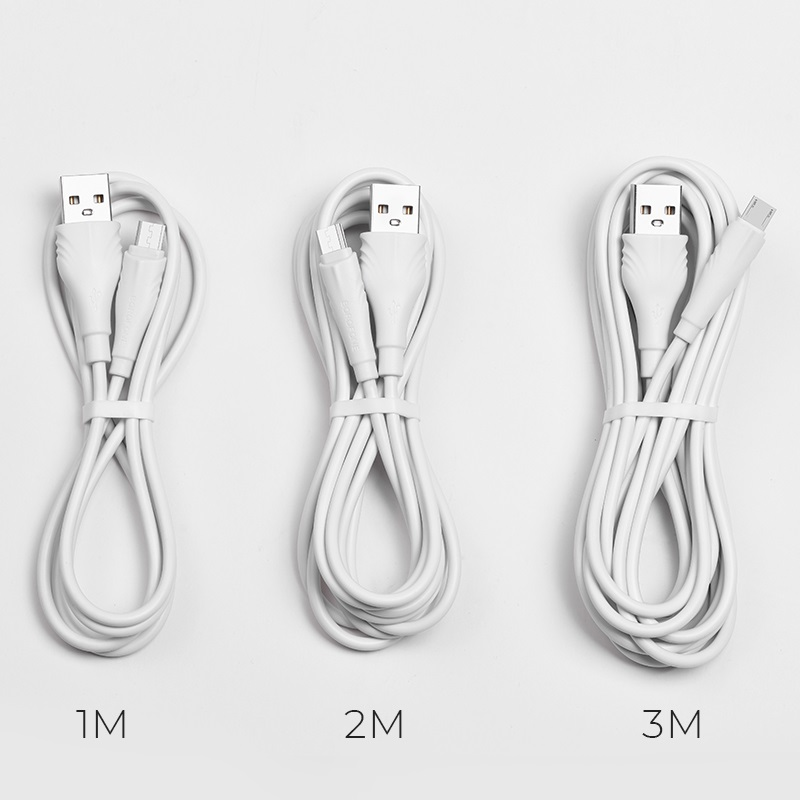 borofone bx18 optimal micro usb charging data cable length