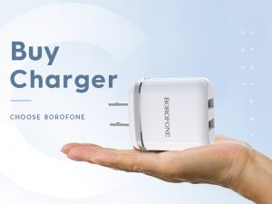 BOROFONE A Series Charging Adapters