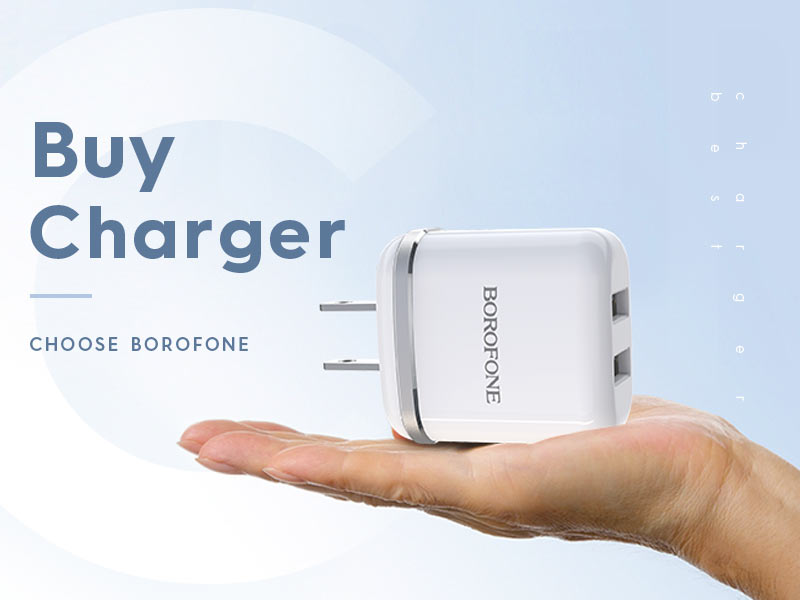 borofone news a series charging adapters banner en
