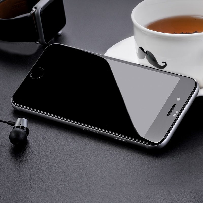 borofone bf1 gentouch 3d full screen glass protector for iphone 7 8 overview